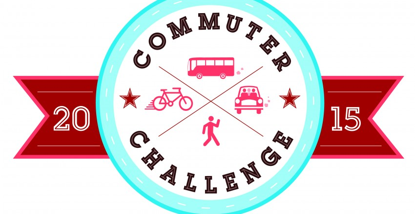 Join North Quad in the 2015 Commuter Challenge!