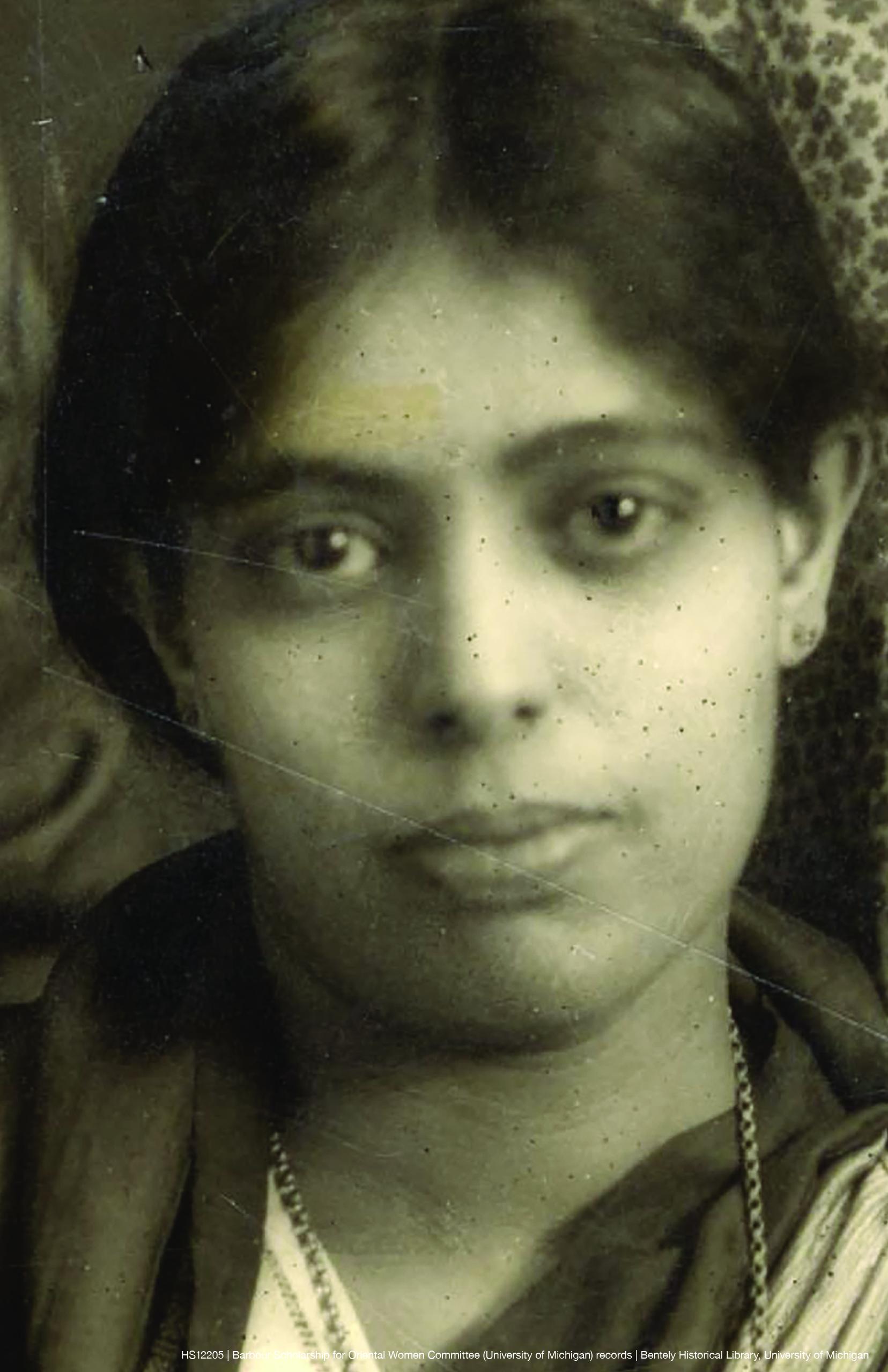 Photo of E.K. Janaki Ammal