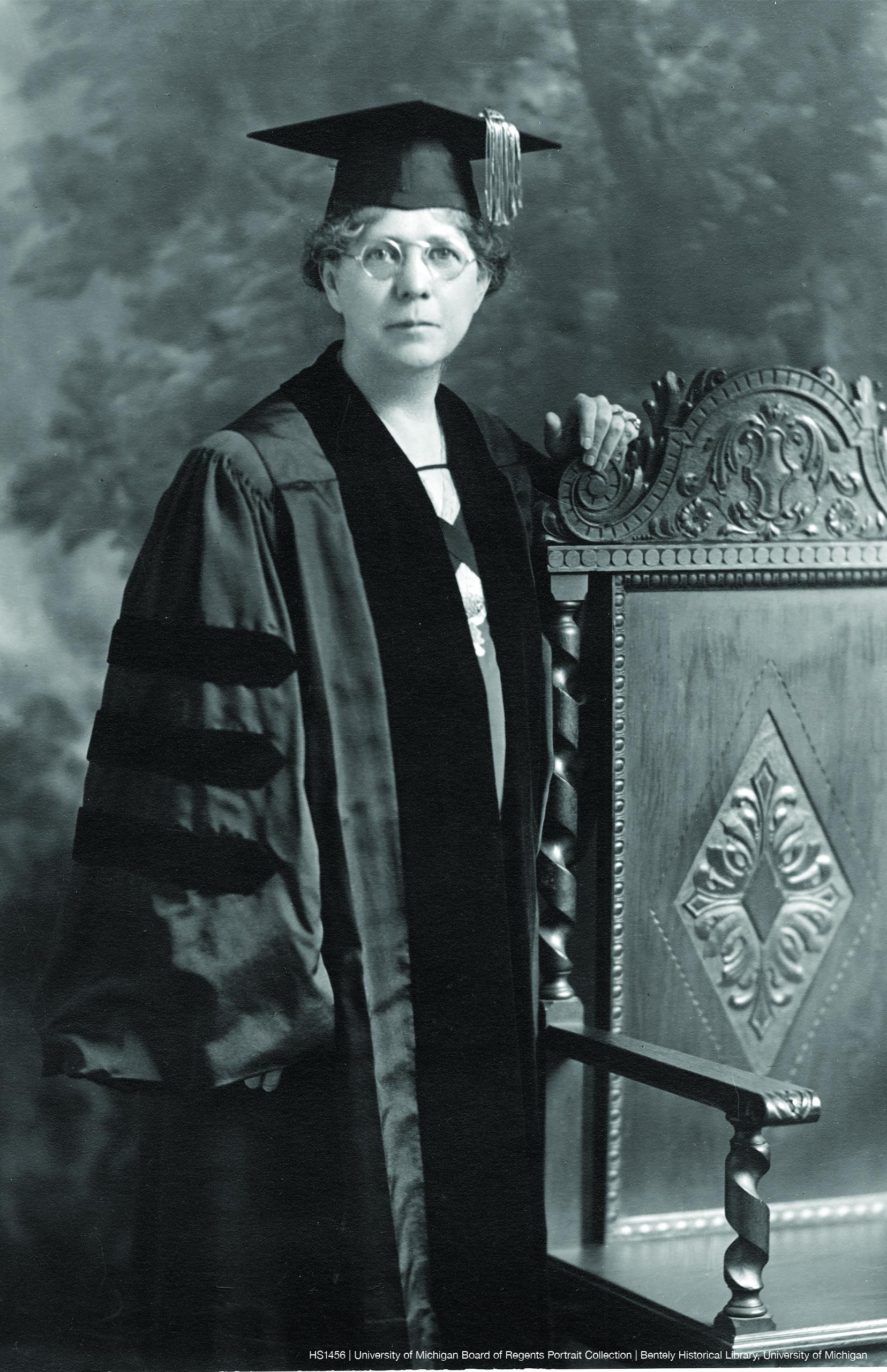 Photo of Esther Cram