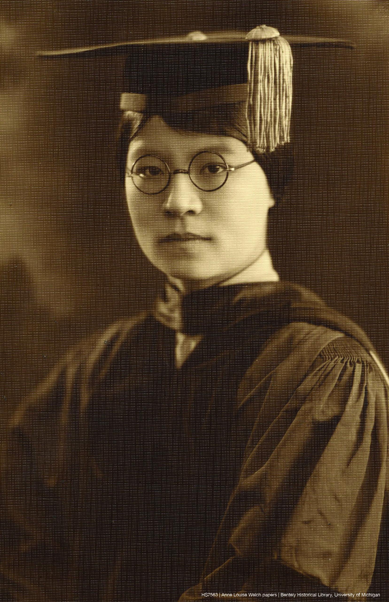 Photo of Wu Yi-Fang
