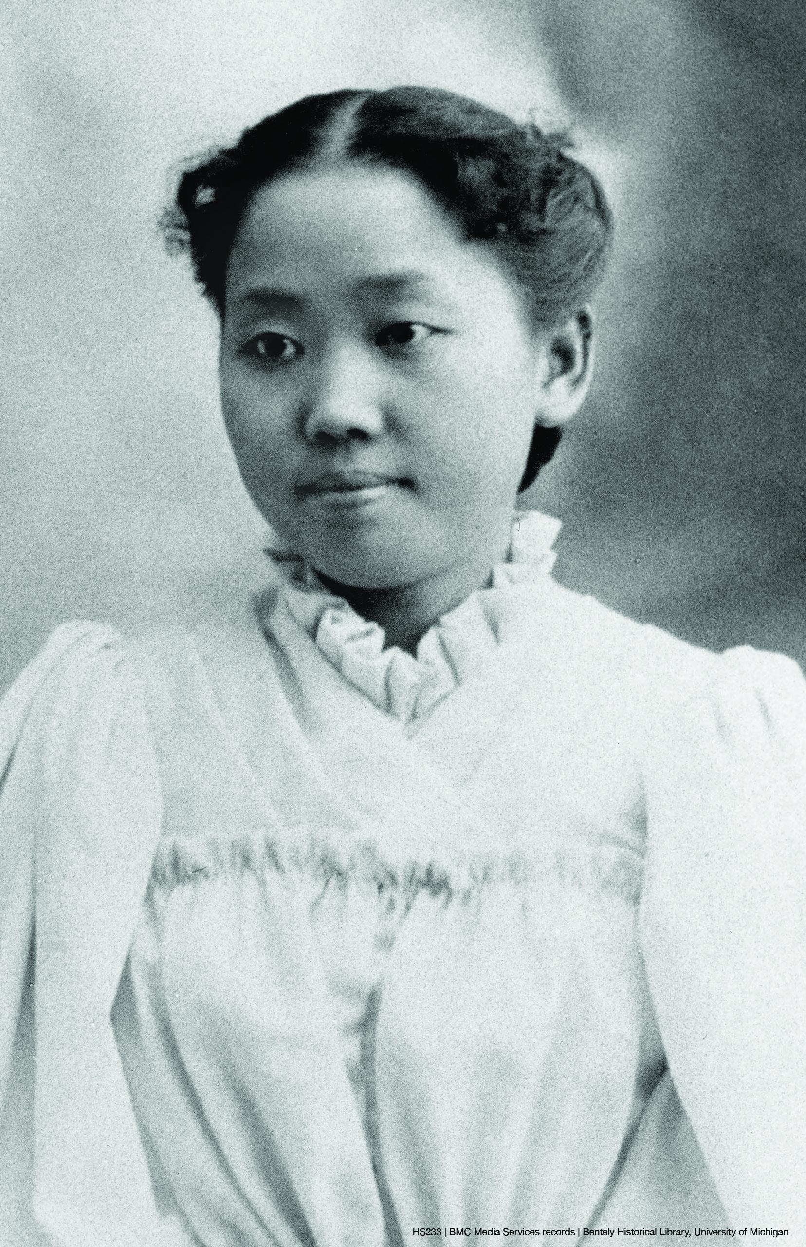 Photo of Mary Stone